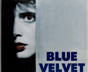 Affiche du film Blue Velvet de David Lynch