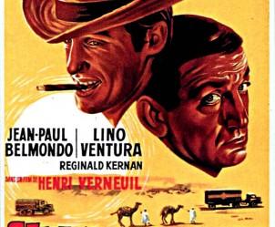 Affiche du film Cent mille dollars au soleil de Henri Verneuil