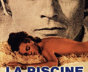 Affiche du film La Piscine de Jacques Deray