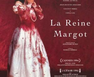 Affiche du film La Reine Margot de Patrice Chéreau