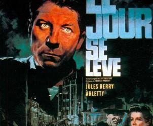 Affiche du film Le Jour se lève de Marcel Carné