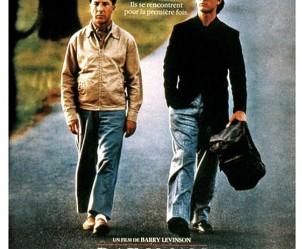 Affiche de Rain Man de Barry Levinson