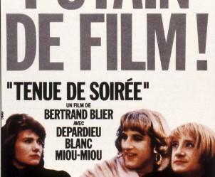 Affiche du film Tenue de soirée de Bertrand Blier