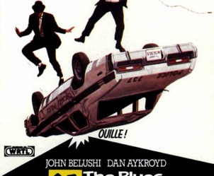Affiche du film The Blues Brothers de John Landis