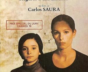 Affiche du film Cría Cuervos de Carlos Saura