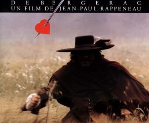 Affiche du film Cyrano de Bergerac de Jean-Paul Rappeneau