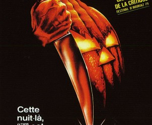 Affiche du film Halloween, La Nuit des masques de John Carpenter