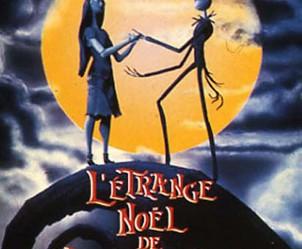 Affiche du film L'étrange Noël de monsieur Jack de Henry Selick