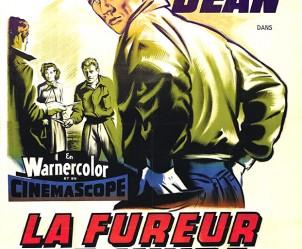 Affiche du film La Fureur de vivre de Nicholas Ray