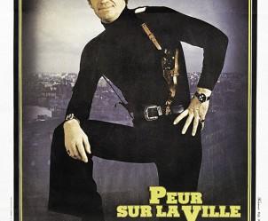 Affiche du film Peur sur la ville de Henri Verneuil