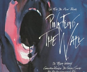Affiche du film Pink Floyd The Wall de Alan Parker