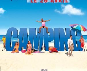 Affiche du film Camping de Fabien Onteniente