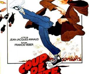 Affiche du film Coup de tête de Jean-Jacques Annaud