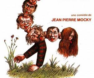 Affiche du film L'Ibis rouge de Jean-Pierre Mocky