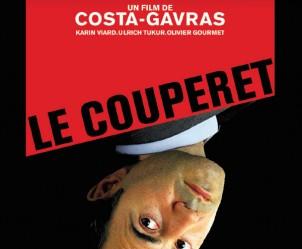 Affiche du film Le Couperet de Costa-Gavras