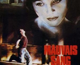 Affiche du film Mauvais Sang de Leos Carax
