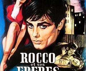 Affiche du film Rocco et ses frères de Luchino Visconti