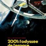 2001, l'odyssée de l'espace de Stanley Kubrick (1968)