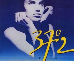 Affiche du film 37°2 le matin de Jean-Jacques Beineix