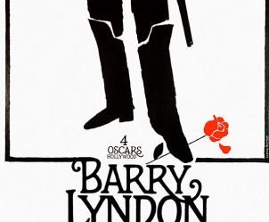 Affiche du film Barry Lyndon de Stanley Kubrick