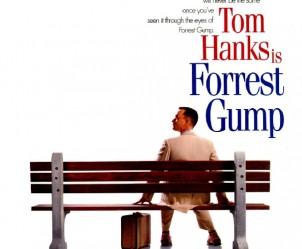 Affiche du film Forrest Gump de Robert Zemeckis