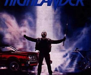 Affiche du film Highlander de Russell Mulcahy