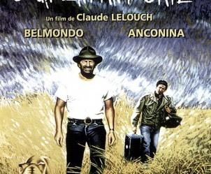 Affiche du film Itinéraire d'un enfant gâté de Claude Lelouch