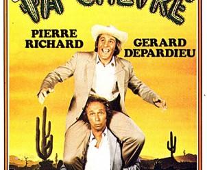 Affiche du film La Chèvre de Francis Veber