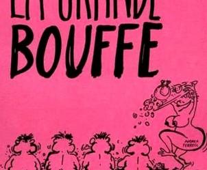Affiche du film La Grande bouffe de Marco Ferreri