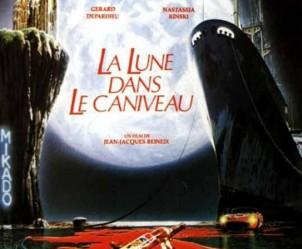 Affiche du film La Lune dans le caniveau de Jean-Jacques Beineix