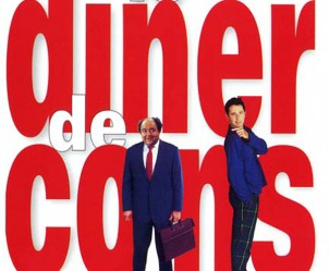 Affiche du film Le Dîner de cons de Francis Veber