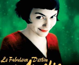 Affiche du film Le Fabuleux destin d'Amélie Poulain de Jean-Pierre Jeunet
