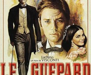 Affiche du film Le Guépard de Luchino Visconti