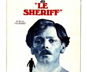 Affiche du film Le Juge Fayard dit le shériff de Yves Boisset