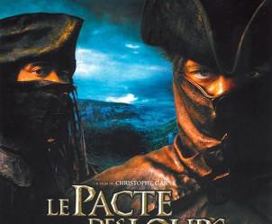 Affiche du film Le Pacte des loups de Christophe Gans
