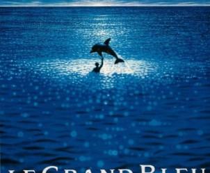 Affiche du film Le grand bleu de Luc Besson