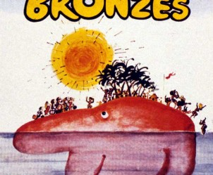 Affiche du film Les Bronzés de Patrice Leconte