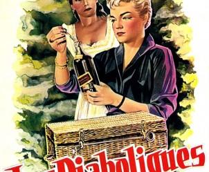 Affiche du film Les Diaboliques de Henri-Georges Clouzot