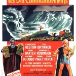 Les Dix commandements de Cecil B. DeMille (1956)