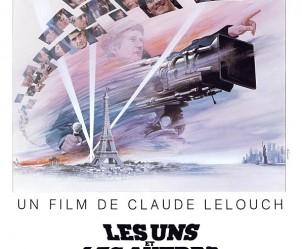 Affiche du film Les Uns et les autres de Claude Lelouch