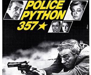 Affiche du film Police Python 357 de Alain Corneau