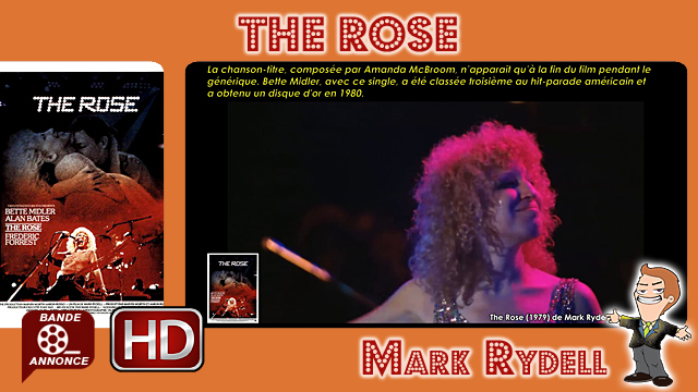 The Rose de Mark Rydell (1979)