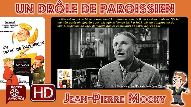 Un drôle de paroissien de Jean-Pierre Mocky (1963)