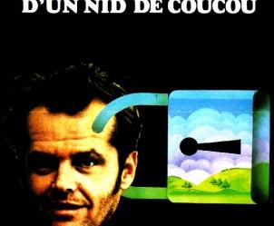 Affiche du film Vol au-dessus d'un nid de coucou de Milos Forman