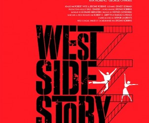 Affiche du film West Side Story de Robert Wise