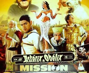 Affiche du film Astérix et Obélix : Mission Cléopâtre de Alain Chabat