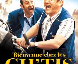 Affiche du film Bienvenue chez les Ch'tis de Dany Boon