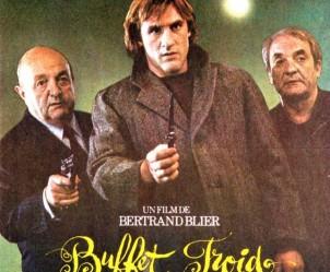 Affiche du film Buffet froid de Bertrand Blier