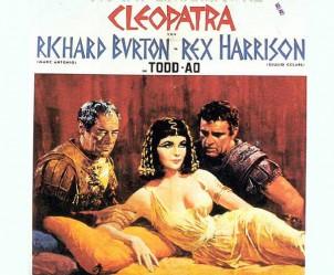 Affiche du film Cléopâtre de Joseph L. Mankiewicz