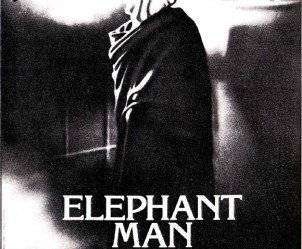 Affiche du film Elephant Man de David Lynch